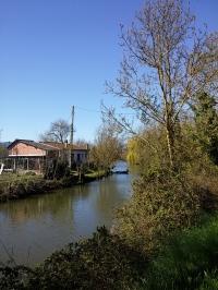 Le Quaireau, contre-both de Vix, L'Île d'elle, Vendée