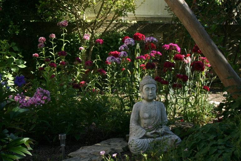 coin douceur du jardin