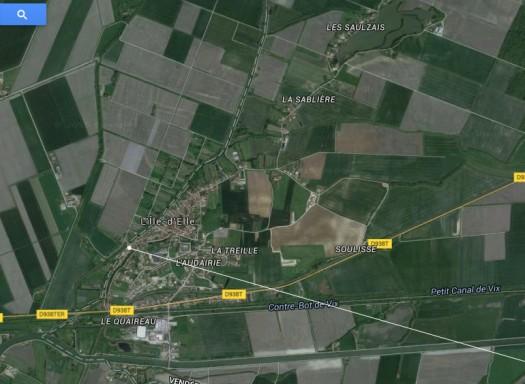 L'Île d'Elle sur Google Maps