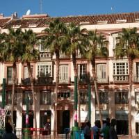 Malaga : promenade dans les rues du centre-ville... (2)