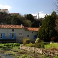 """Balade """"Coup de coeur"""" : le village d'Auzay (Vendée)"""